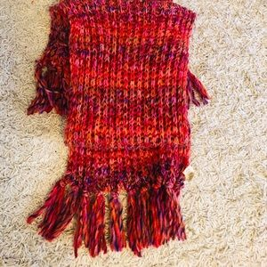 Large Urban Outfitters knitted scarf